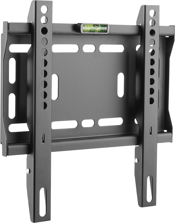 Ricoo Tv Wandhalterung Flach Slim Fix Starr F2522 Universal Für 23 42 Zoll