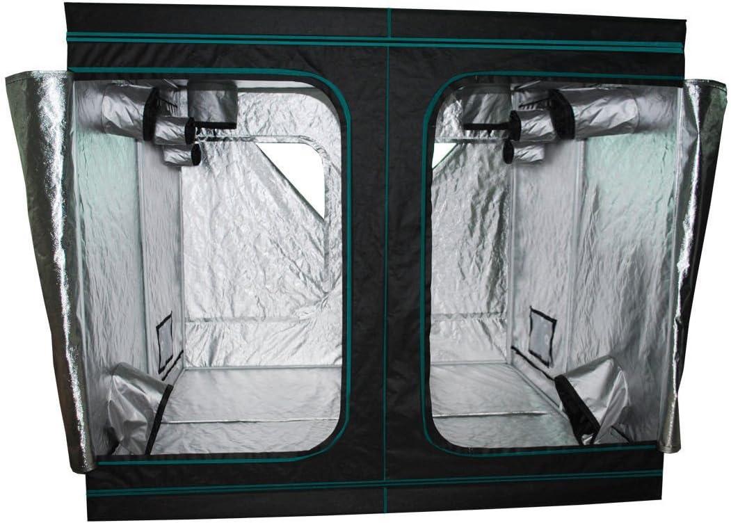 72  x 72  x 80  Mylar Hydroponic Grow Tent Room for Indoor Plant  sc 1 st  Amazon.com & Plant Growing Tents | Amazon.com