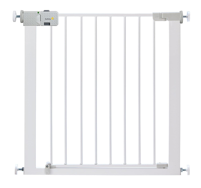 Sicherheit 1. Secure Tech Einfach Schließen Metal Gate White (Versand aus UK) Baby Brands Direct 24754313