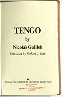 Tengo (English and Spanish Edition)