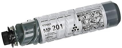 Ricoh MP 201 - Tóner para impresoras láser, 1 unidad: Ricoh ...