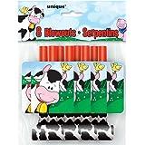 Amazon Com 12 Farm Animal Puppets Paper Bag Craft Kit