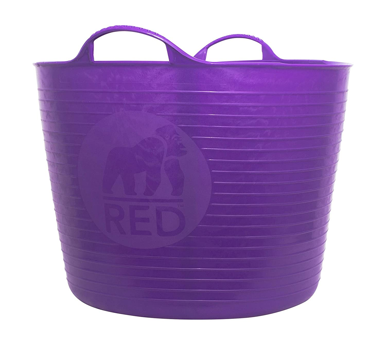 Tubtrugs Large 10 Tub, 10 gallon, Purple