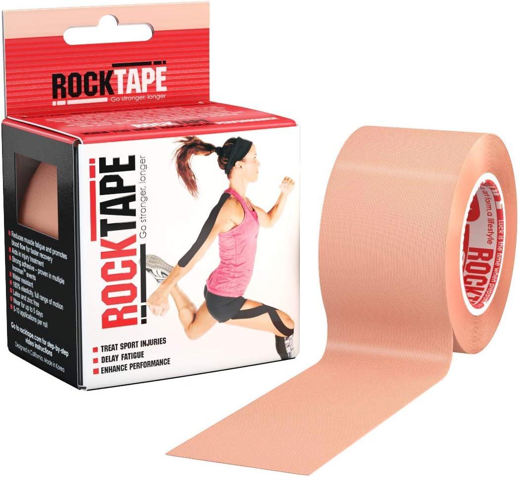 vaste sélection prix officiel technologies sophistiquées RockTape Original 2-Inch Water-Resistant Kinesiology Tape