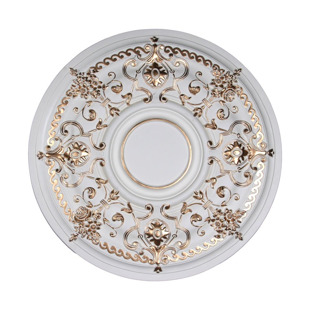 MD-9179-WG Decorative Ceiling Medallion by DreamWallDecor