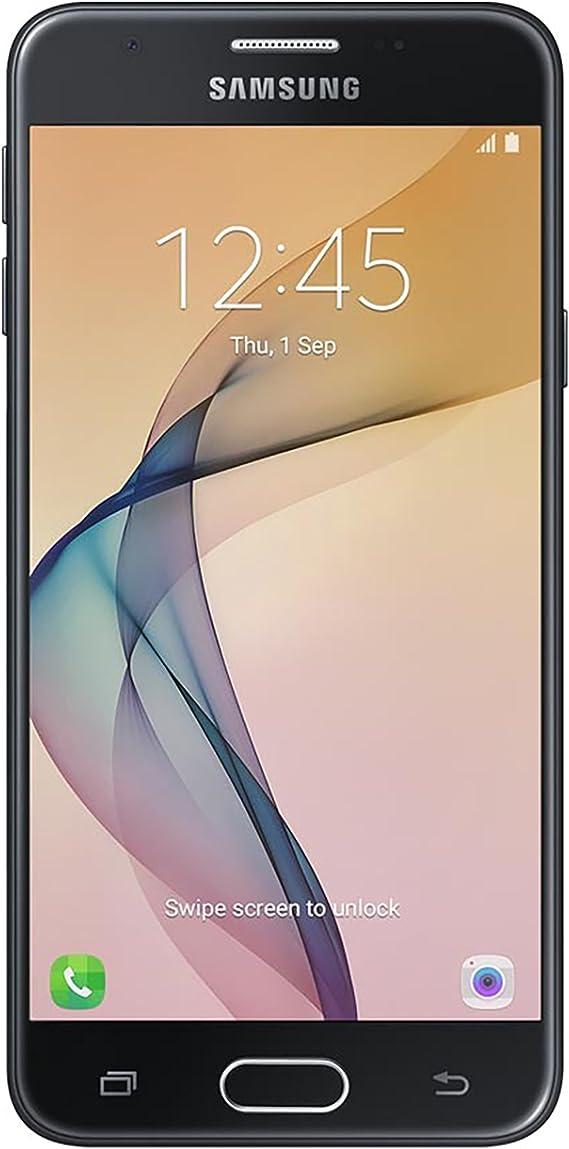 Amazon Com Samsung J5 Prime Sm G570f Unlocked Dual Sim 2gb Ram Black