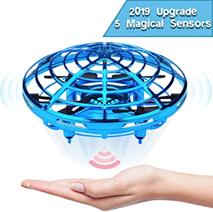 360° Mini Drone UFO Hand Operated RC Helicopter Quadcopter Aircraft Flying Drone