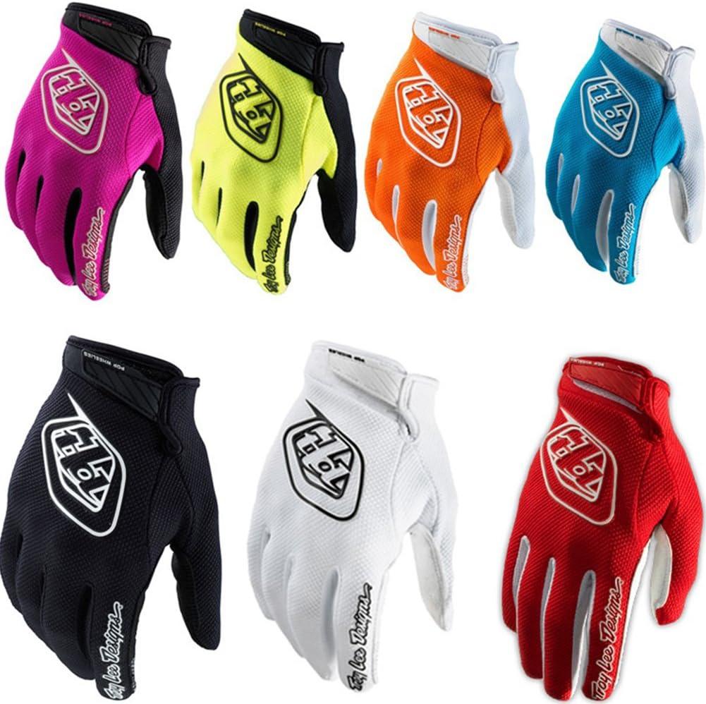 Etbotu TLD Anti Skid Racing Motorrad Fahrradhandschuhe Erwachsene Winddicht Durable Handschuhe f/ür Outdoor Sportarten