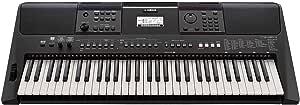 Yamaha PSR-E463 61-Key Portable Keyboard PSRE463