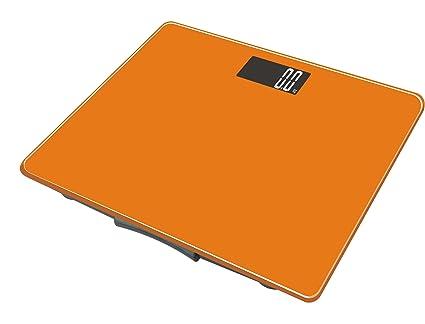 L B S Medical – Báscula electrónica de vidrio para personas, 150 kg/100 g,