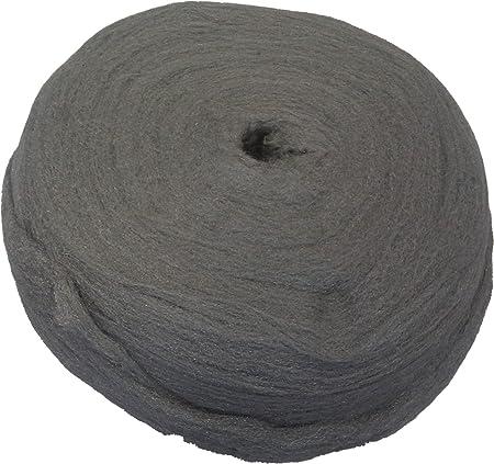 Barlesa N.000 5/ kg 5kg 1177 Bobine de laine d/' acier 2