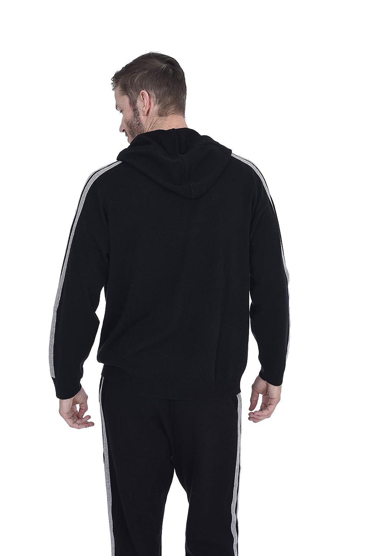 Cashmeren Mens Wool Cashmere Knitted Loungewear Pants