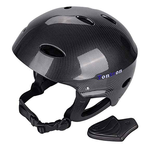 Amazon.com: Tontron - Casco de esquí para adultos: Sports ...