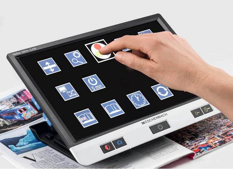 Eschenbach Lupe Visolux Digital Xl Fhd Elekt Elektronik