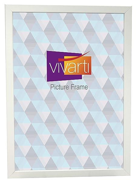 Matt White Picture Photo Frame 30 X 20 Amazoncouk Kitchen Home