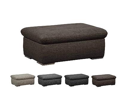 Cavadore sofá/sofá de Esquina Taburete capitoné Clancy ...