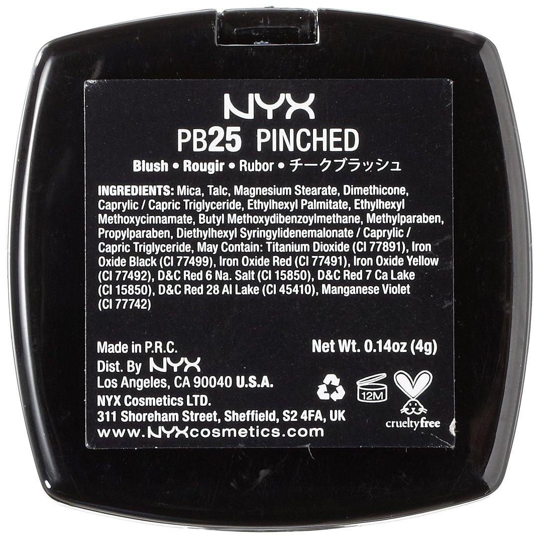 NYX Powder Blush - Pinched: Amazon.co.uk: Beauty