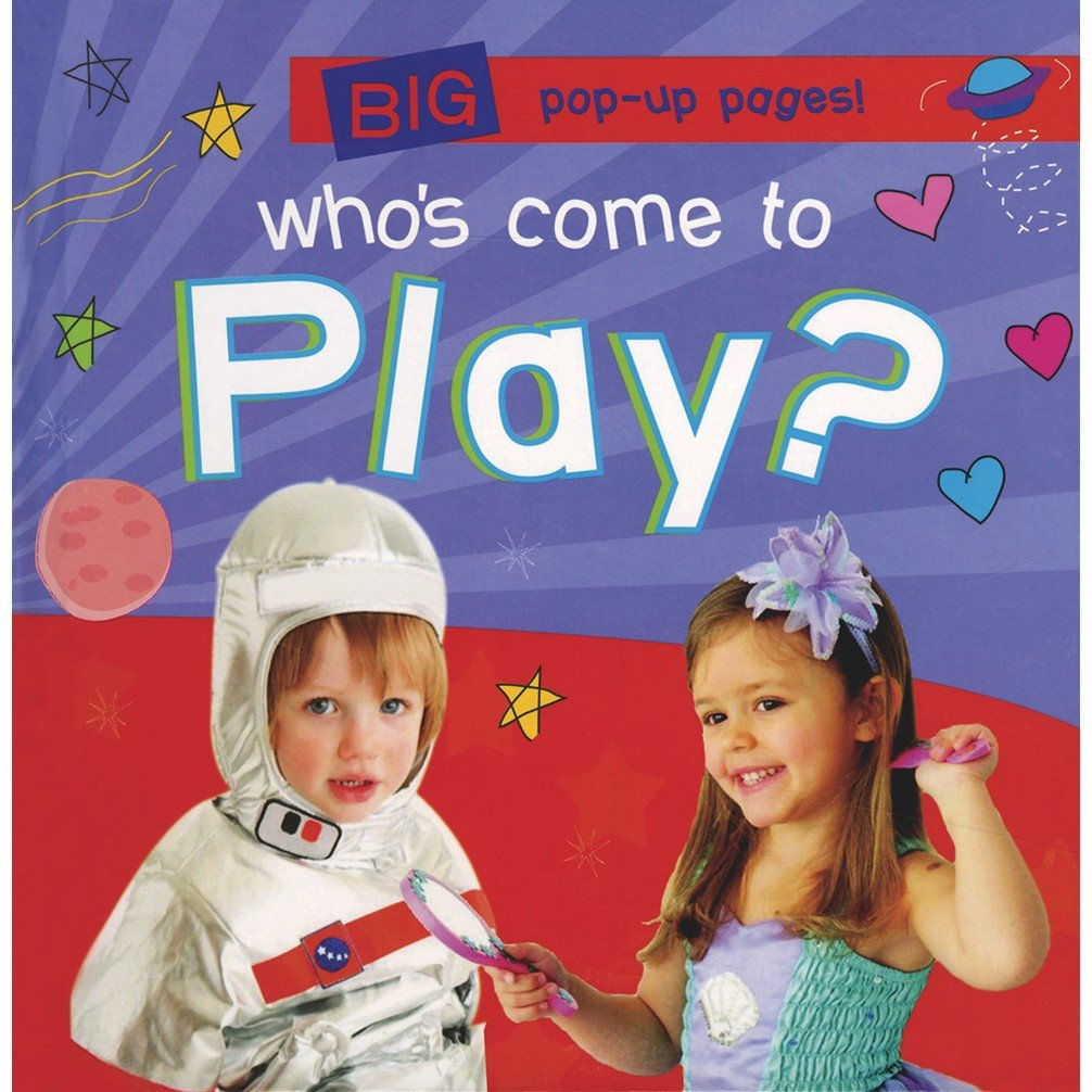 Photographic Pop-Up: Who's Come to Play? pdf