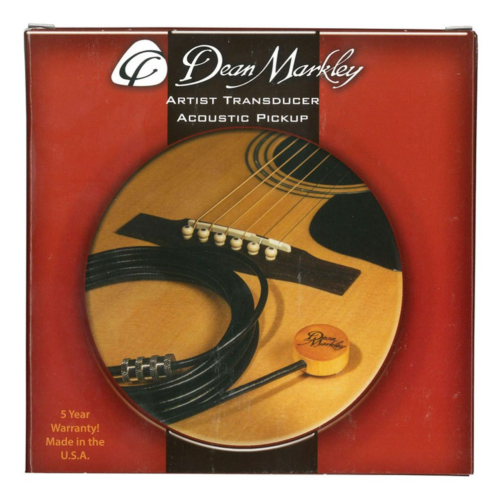 Dean Markley 3001 Artist XM Transducer Acoustic Guitar Pickup