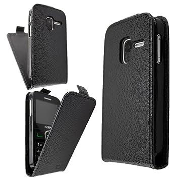 online store 71294 e5da8 caseroxx Smartphone Case Alcatel 2008G Flip Cover Smartphone Case  Flip-Cover in black