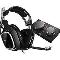 ASTRO Gaming A40 TR MixAmp Pro TR, Gen 4, ASTRO Audio, Dolby Audio, Değiştirilebilir Mikrofon, Oyun/Ses Dengesi Kontrolü…