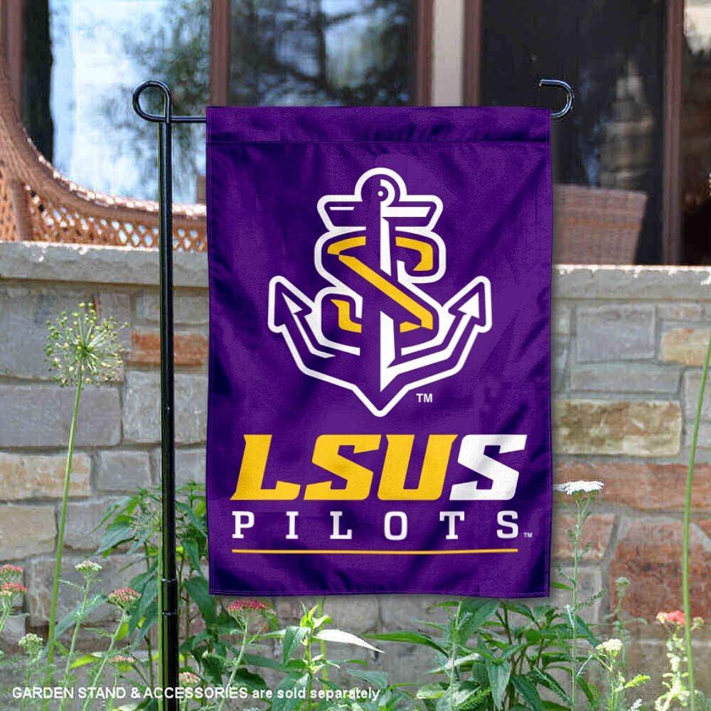 LSU Shreveport Garden Flag College Flags /& Banners Co