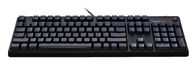 1836e23e860 Amazon.com: Thermaltake Tt e Sports Poseidon Z Plus Gaming Performance  Monitoring App & Software Blue Switches Blue Backlight Mechanical Gaming  Keyboard ...