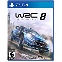 WRC 8: FIA World Rally Championship (PS4) (PS4)