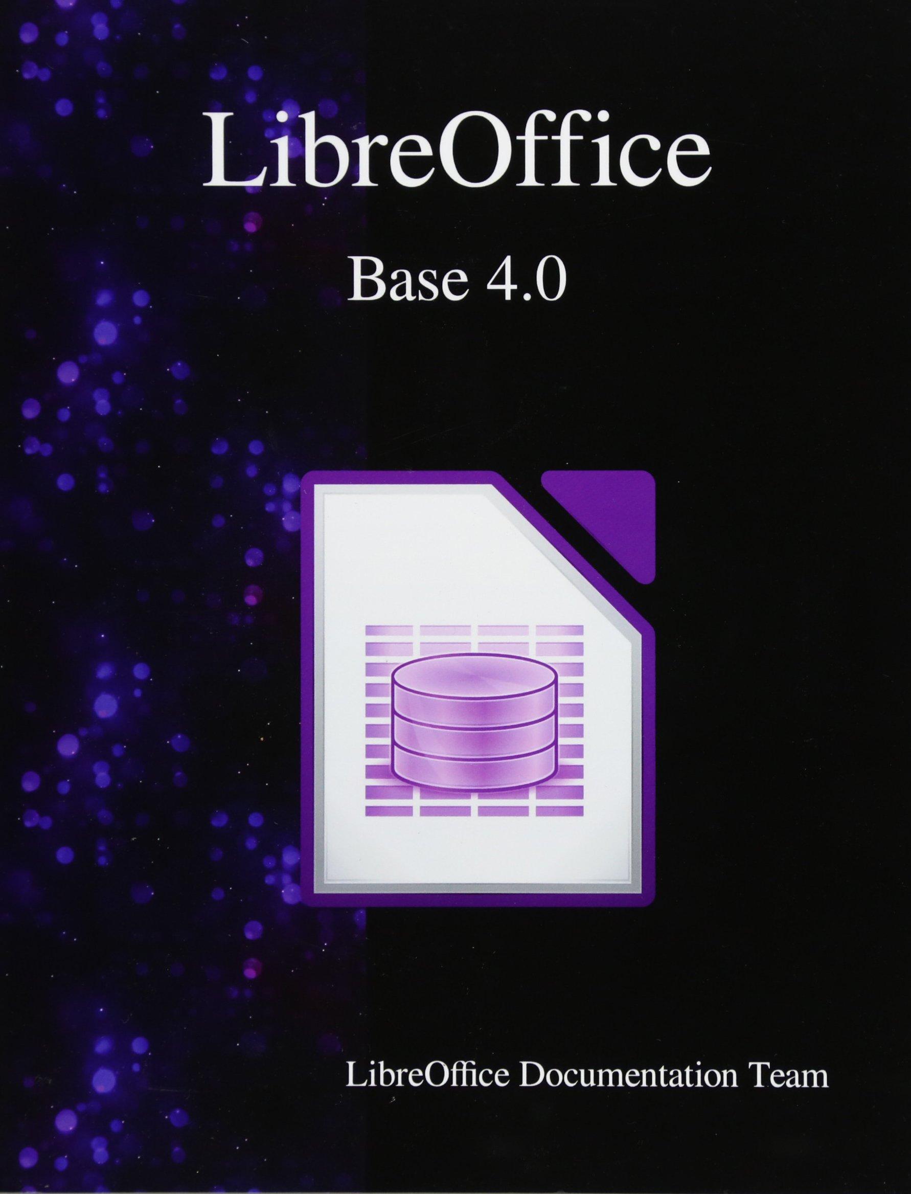 Download LibreOffice Base 4.0 pdf epub