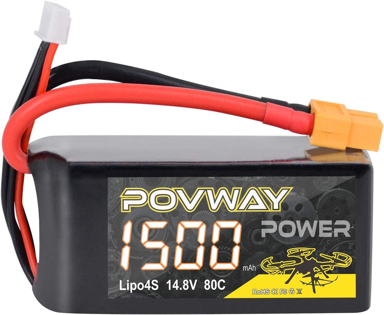 4S 14.8V 4500mah 45C XT60 Plug Batterie für RC Drone Auto Hubschrauber Hobby NEU