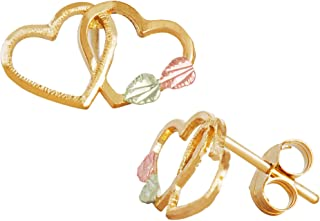 product image for Gold Heart Earrings