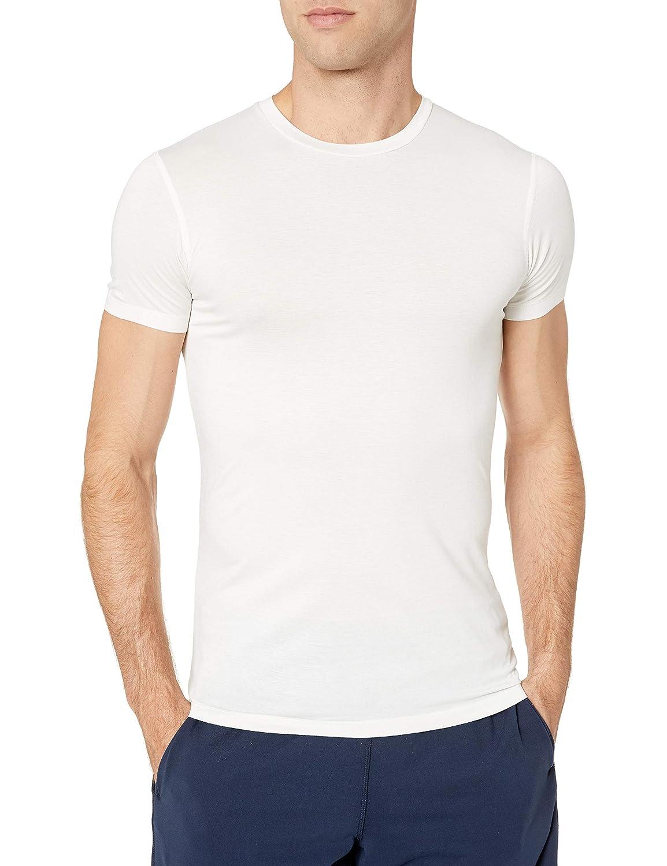 Essentials Herren Heat Retention Short-Sleeve Base Layer Shirt