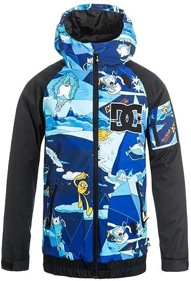 1e5336515 Amazon.com: DC Boys Troop Youth Jacket Adventure Time Jackets Size ...
