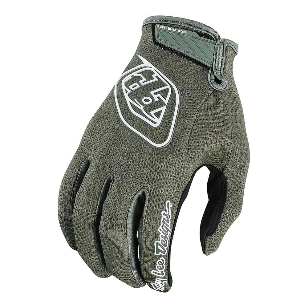 Troy Lee Designs Air Americana Mens Off-Road Mountain Bike Gloves 2X-Large Navy//Red