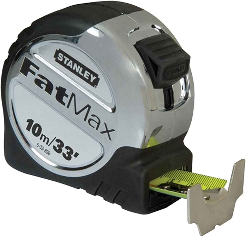 METRE RUBAN FATMAX 8MX32MM STANLEY 0-33-728