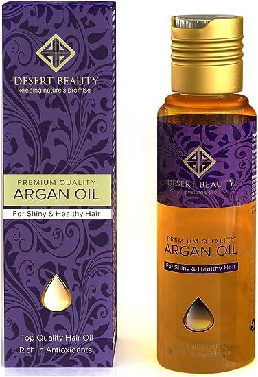 Premium Argan Oil For Hair Treatment Conditioning