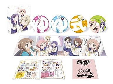 amazon co jp ゆゆ式 blu ray box dvd ブルーレイ 大久保瑠美 種田