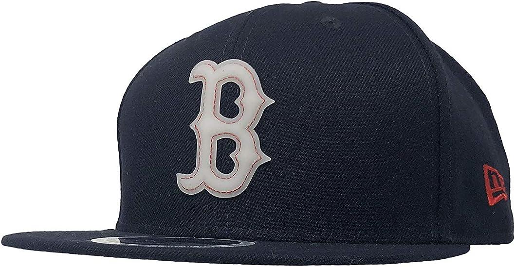 New Era Mens MLB 9Fifty Boston Red Sox 9Fifty Snapback Baseball Cap