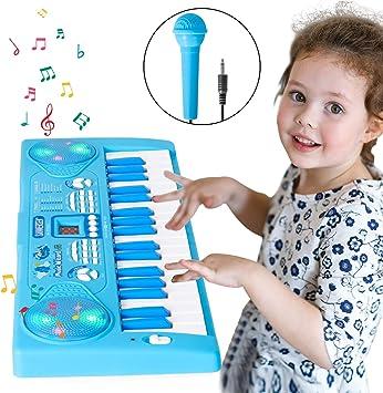Giocattolo musicale per bambini Piano elettronico per bambini Regalo per