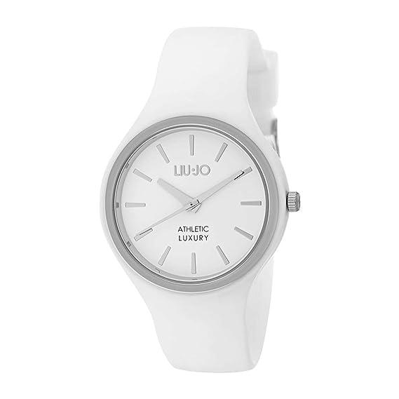 orologio solo tempo donna Liujo Sprint casual cod. TLJ1140  Amazon.it   Orologi b1687a8ff4e