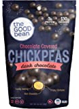 The Good Bean 巧克力覆面鸡肉,黑巧克力,99.22 克(8 件装)