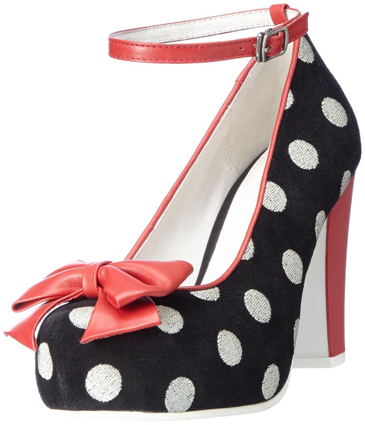 Lola Ramona Angie P, Zapatos con Plataforma para Mujer