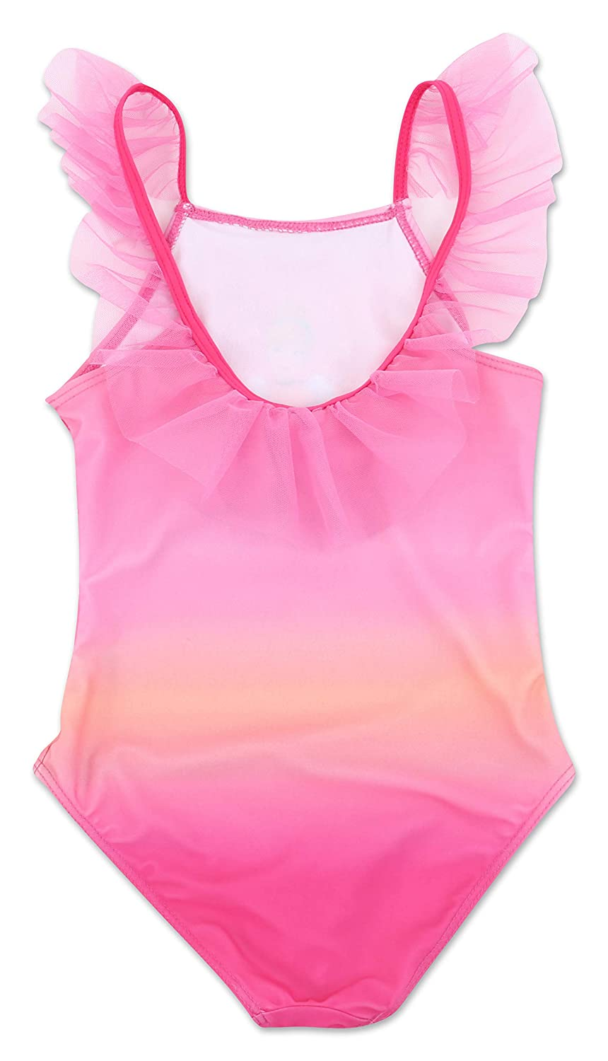 Dreamwave Girls Authentic Character One Piece Swimsuit UPF 50