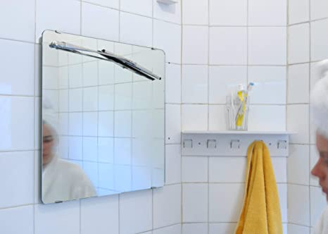Suck UK – Espejo con limpiaparabrisas
