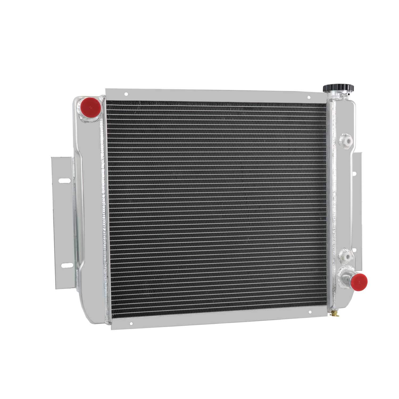 Amazon com: CoolingCare 2 Row Core Aluminum Radiator Direct