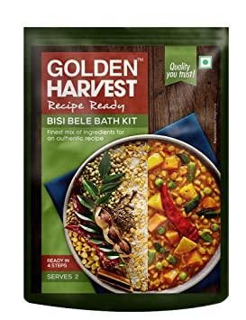 Recipe Ready Bisi BeLe Bath Meal Kit Serves 2 All Ingredients Inside