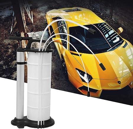 Extractor manual de aceite de vacío de 9L Bomba manual de succión ...