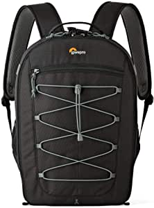Lowepro Photo Classic Bp 300 Aw, Protect and Organize Your Photo Gear in This High-Capacity DSLR Camera Backpack, Black, (LP36975-PWW)