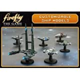 Firefly The Game Customizable Ship Model