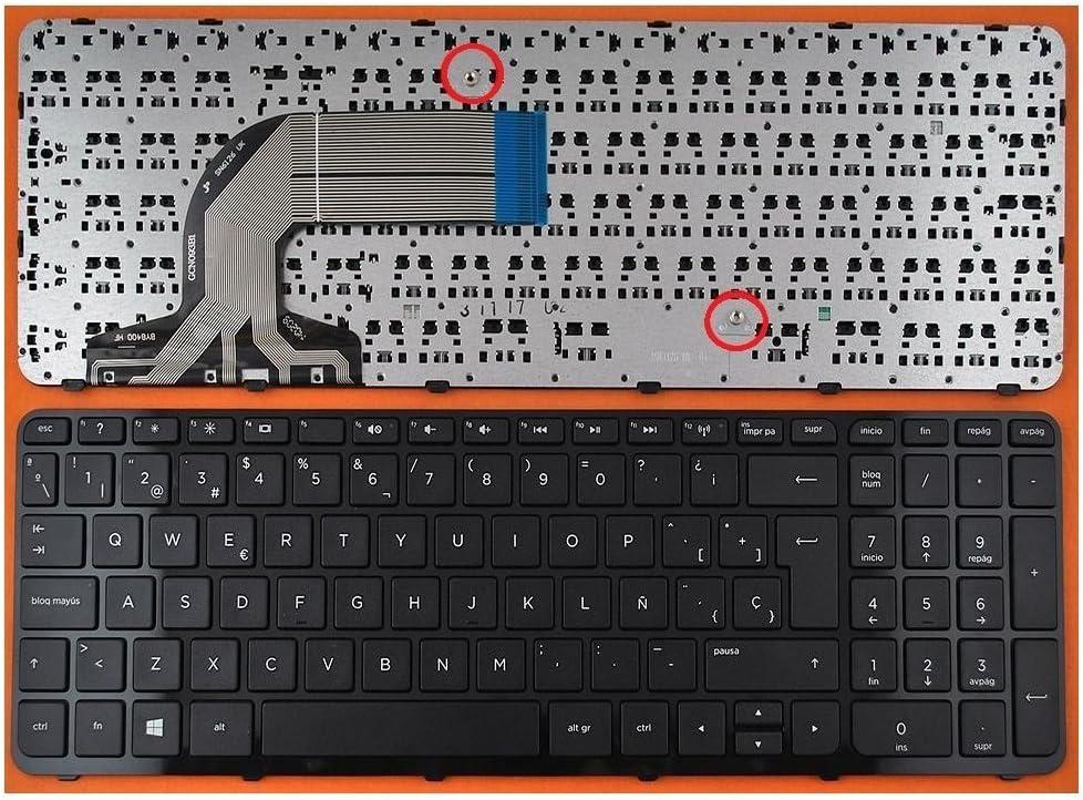 tecla2xtatil TECLADO PARA PORTATIL HP Notebook PC 15-r102ns ...